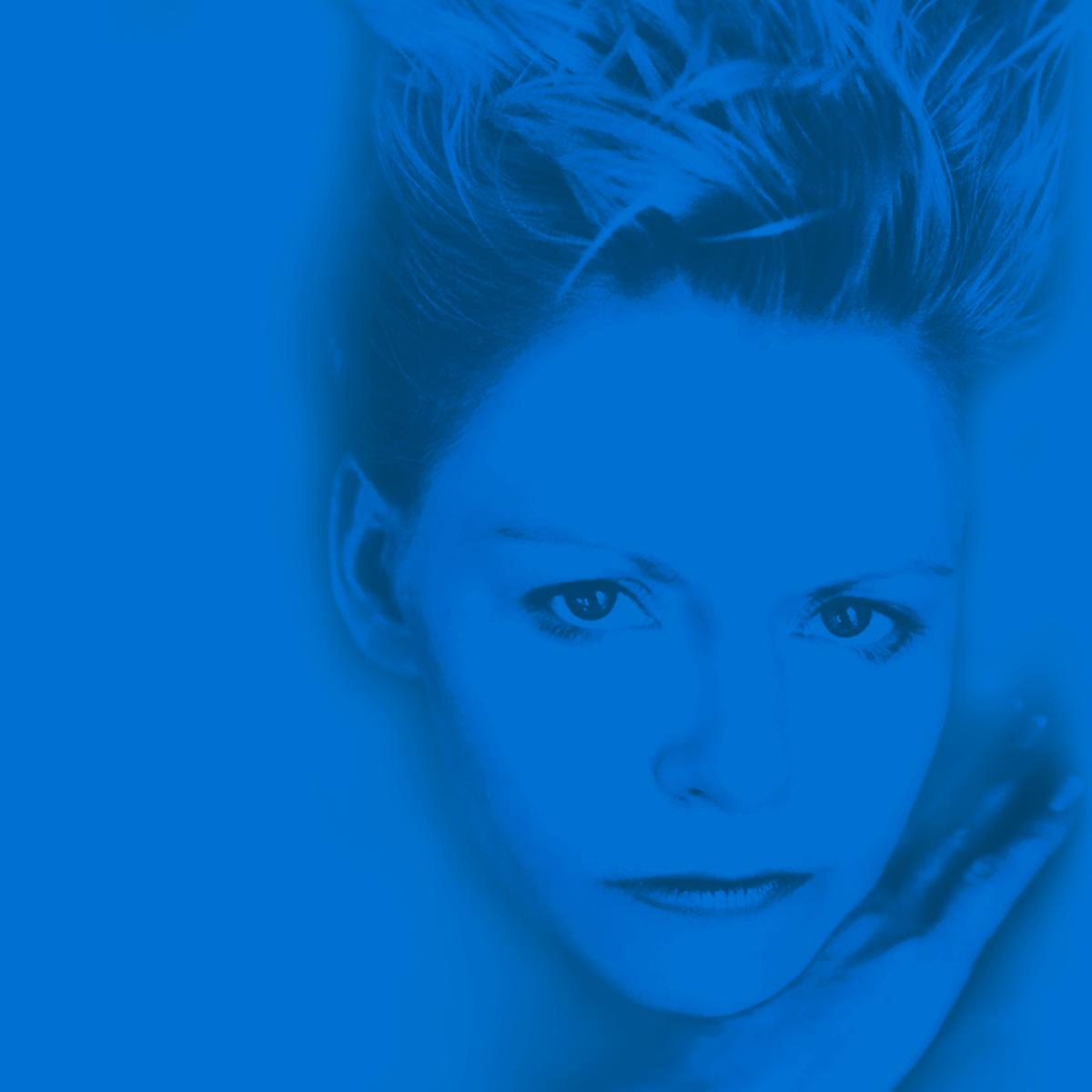 Beata Pater's Blue album cover