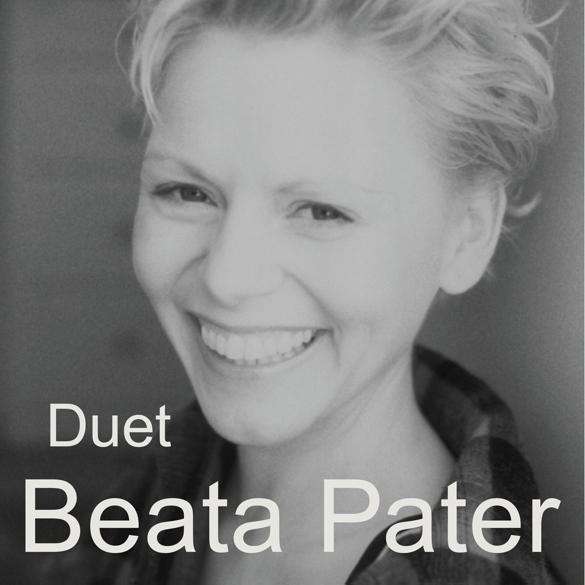 Beata Pater's Duet album cover