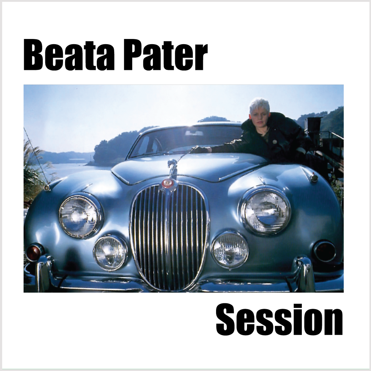 Beata Pater's Session albumSession